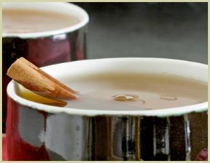 picture of cinnamon tea