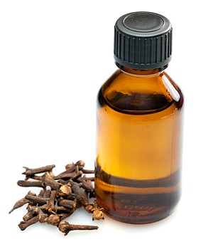picture of clove oil