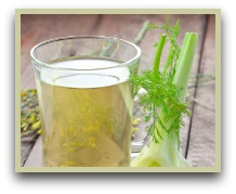 picture of fennel seed tea