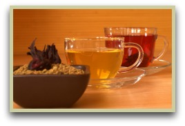 Picture of fenugreek seed tea