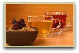Picture of fenugreek seed tea