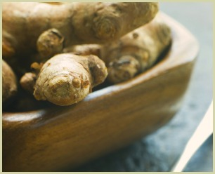 picture of ginger root