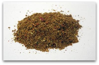 My homemade curry powder