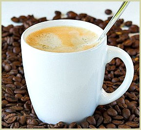 picture of pumpkin coffee