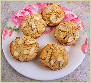 picture of homemade pumpkin cookies