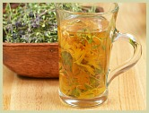 picture of thyme tea