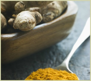 picture of turmeric spice