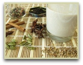 picture of chai tea mix