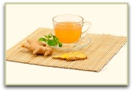 Picture of turmeric tea