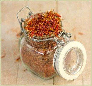 saffron picture